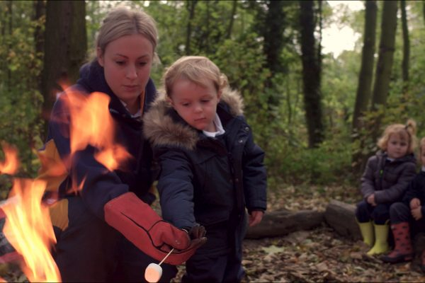 Ranby House - Forest School